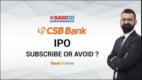 Catholic Syrian Bank IPO Should you Apply