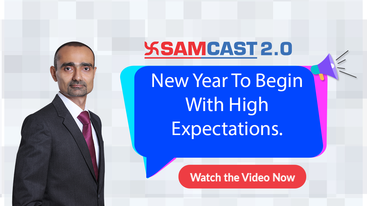 New Year To Begin With High Expectations. | Market Outlook | Nifty | Stock Market | Sam Cast  2.0