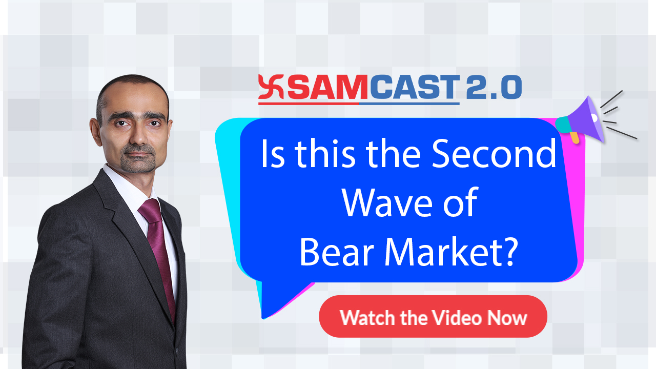 Is this the Second Wave of Bear Market? | Mr. Umesh Mehta | Sam Cast 2.0 | Samco | RBI Policy