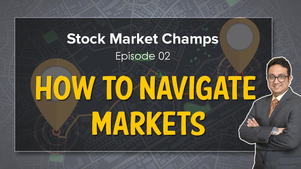 How to Navigate Markets How to Track Stock Market | GPS | Stock Market for Beginners