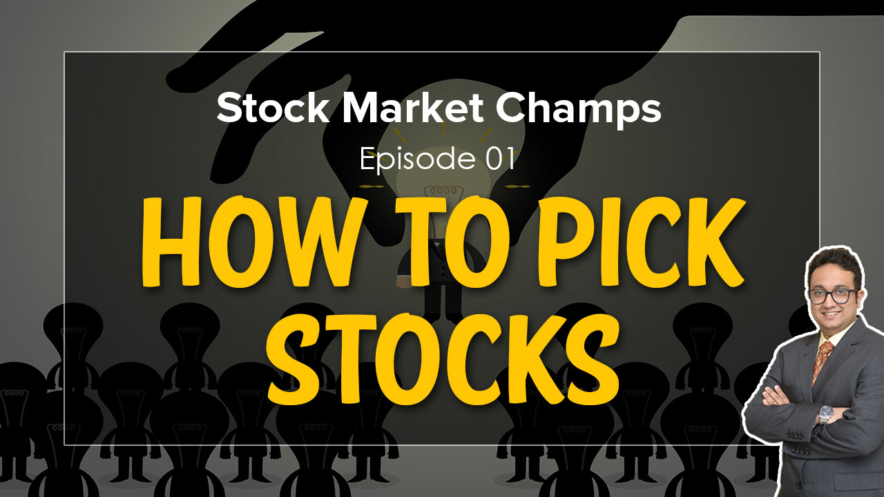 How to Pick Your Players | How to buy stocks | How to select a stock | Stock Market Champs EP 1