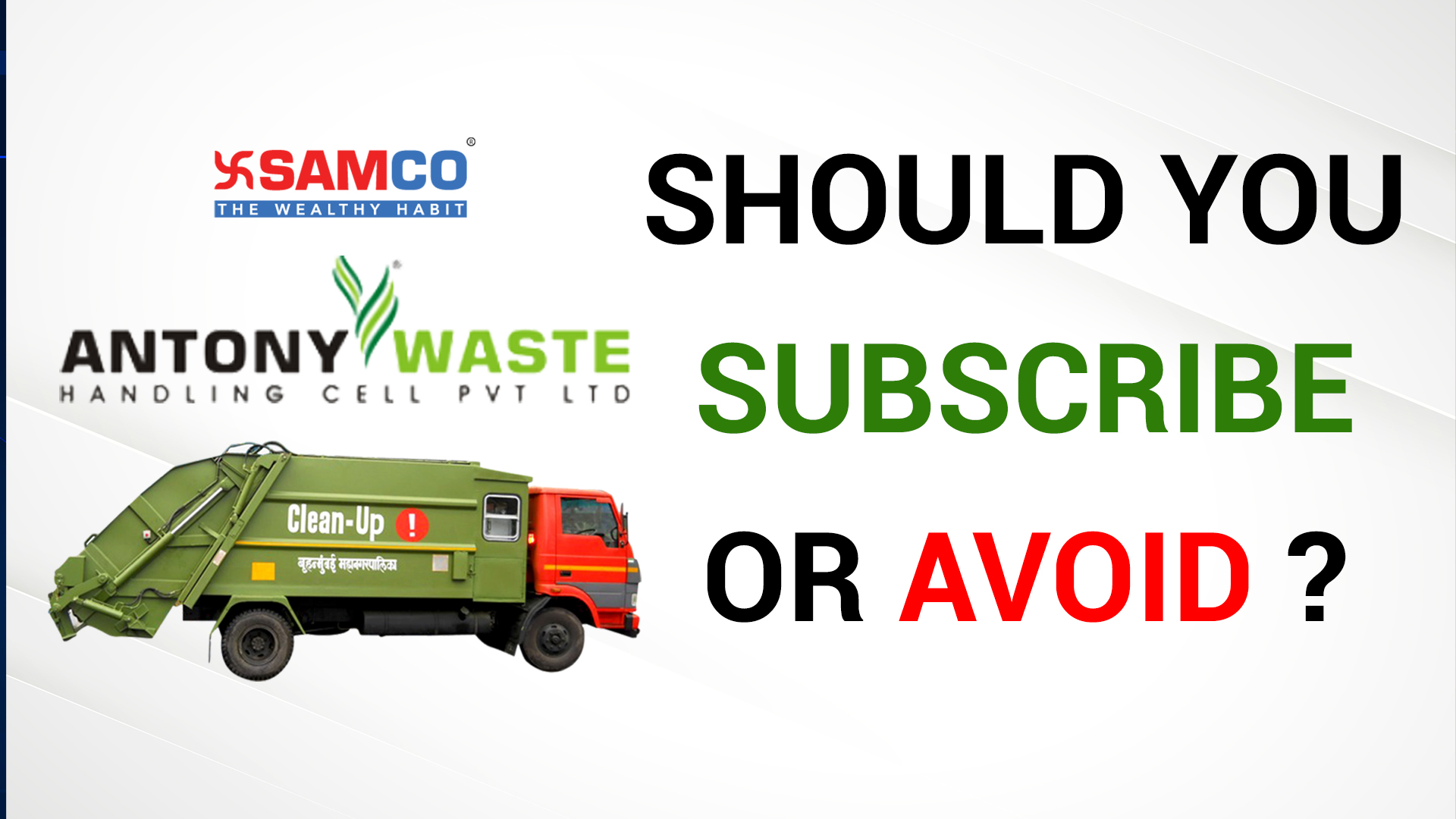 Antony Waste Management Should You Subscribe or Avoid