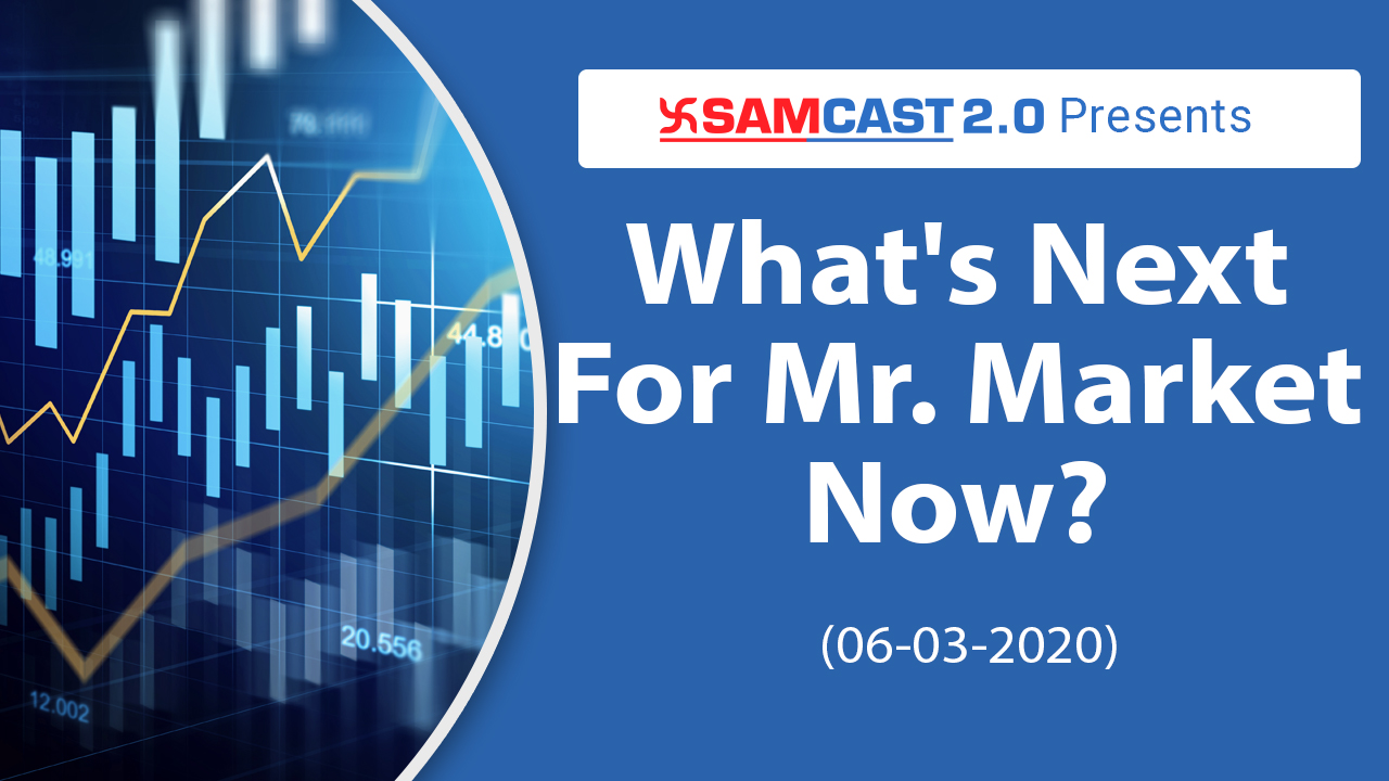 What's Next for Mr. Market Now