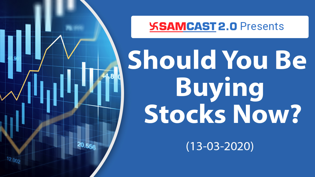 Should You Be Buying Stocks Now