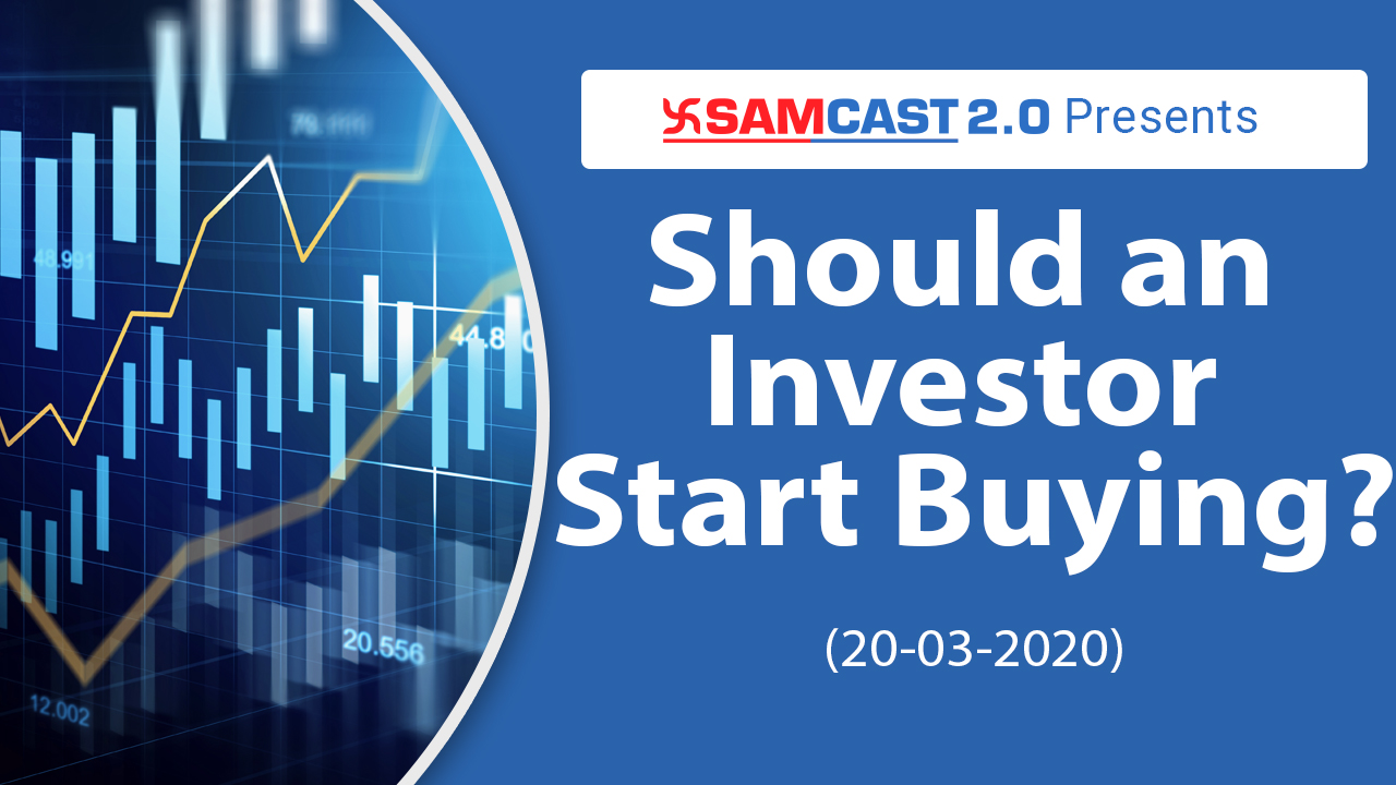 Should an Investor Start Buying